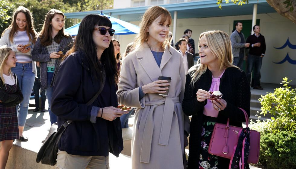 MONTEREY-MØDRE: Stikkord for den nye sesongen er løgner, vennskap, komplisert samliv og en god dose upper class livsstil. Akkurat slik vi elsker det! FOTO: HBO