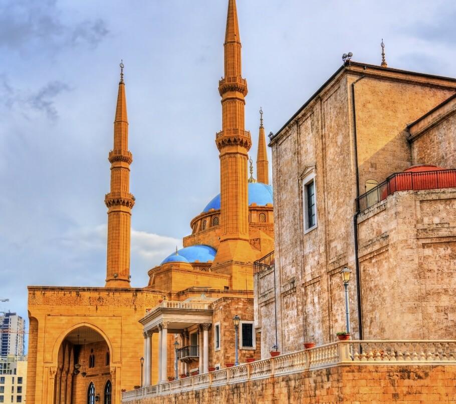 BEIRUT: Hva med en tur til Libanons hovedstad? FOTO: Christina Rovira Mollerup / NTB Scanpix / PR