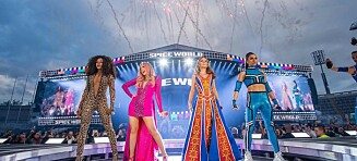 Spice Girls får kritikk etter to konserter