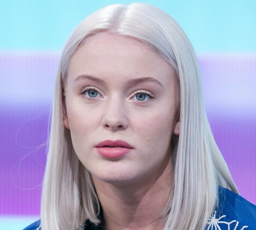 SLITER: Zara Larsson åpner opp om sine psykiske problemer i perioden før mensen. FOTO: NTB Scanpix