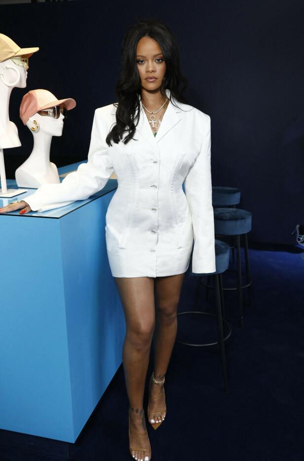 Rihanna. Foto: Scanpix