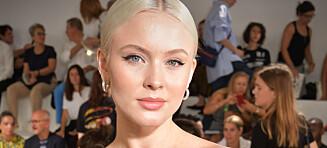 Superstjerna Zara Larsson lider av alvorlig PMDS