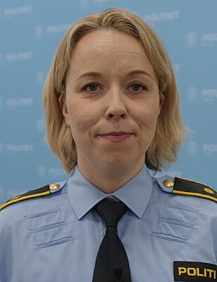 VIL FOLK SKAL ANMELDE: Lone Pettersen, leder av Seksjon for internettrelatert etterforskningsstøtte på Kripos. Foto: Politiet