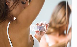 3 ting du kanskje gjør feil når du bruker deodorant