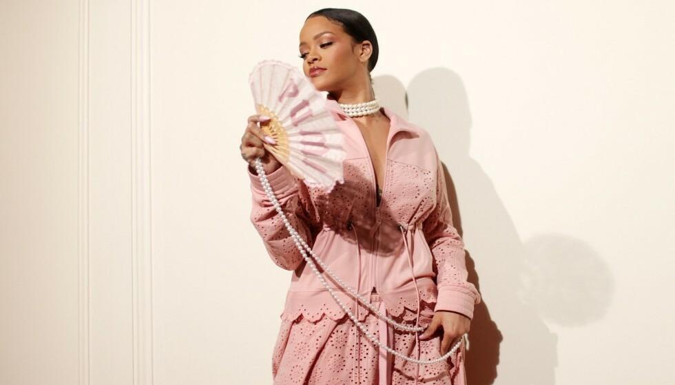 WORK, WORK, WORK: Det blir penger i kassa av mer enn bare musikken til verdensstjerna Rihanna. FOTO: NTB Scanpix