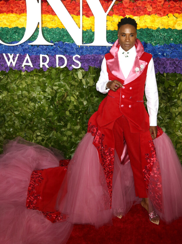 Billy Porter. Foto: Scanpix
