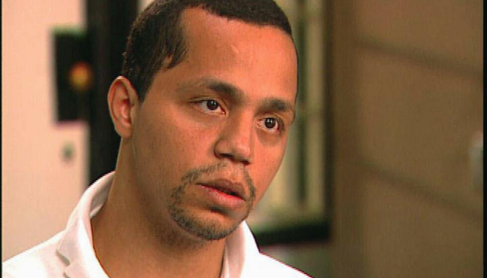 OVERFALLSMANNEN: I 2001 innrømmet Matias Reyes at han hadde overfalt og voldtatt Trisha Meili i Central Park i 1989. Han satt allerede fengslet for voldtekt og drap - og ble kjent med Korey Wise i fengselet. Reyes var 17 år da ugjerningen fant sted. FOTO: NTB Scanpix