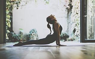 21 dager med yoga