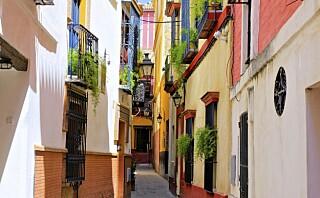 Sjarmerende Sevilla