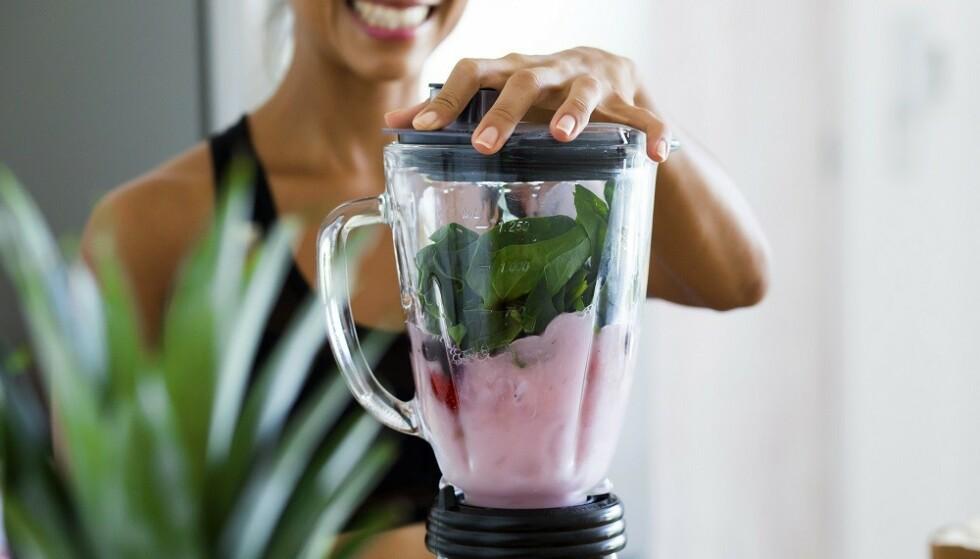 <strong>SPIS NOE LETT:</strong> For mange kan det være lurt å spise noe lett før trening. FOTO: Shutterstock