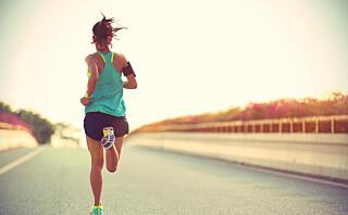 Nye joggesko: Tykk eller tynn såle?