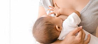 – Selv om mor drikker seg bevisstløs, vil ikke brystmelken være farlig for barnet
