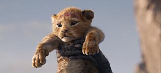 Heidi og Espen har de norske stemmene til Nala og Simba i «Løvenes konge»