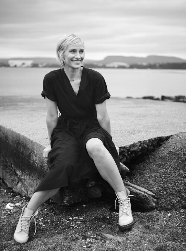 Hva er det morsomste hun har gjort i ruta? – Store mesterskap innenfor idrett. Det er veldig meg. «Monsen på Villspor» får jeg fortsatt tilbakemeldinger på. Og «Idrettsgallaen», som er en kombinasjon av sport og underholdning. FOTO: Janne Rugland