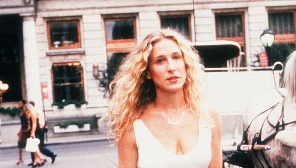 5 antrekk inspirert av Carrie Bradshaw