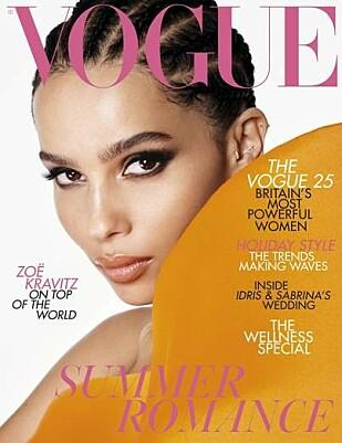 COVER GIRL: