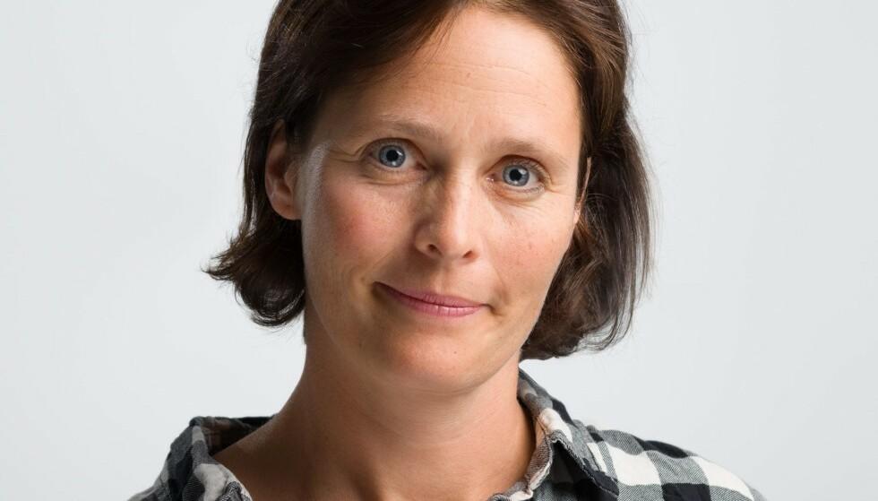SNAKK MED BARNA: Psykiater Melanie Ekholdt råder foreldre til å ta en samtale om hva som er viktig for dere alle i sommerferien. FOTO: RBUP øst sør
