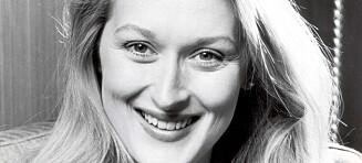70 fantastiske bilder av Meryl Streep
