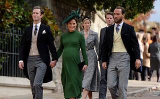 Hertuginne Kates lillebror James ble deprimert etter søsterens bryllup