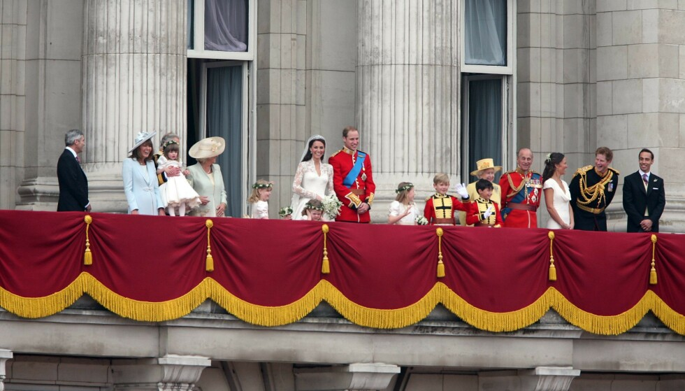 FORANDRET ALT: James Middleton (t.h.) innrømmer at publisiteten som fulgte med at storesøsteren Kate inngikk ekteskap med prins William i 2011, var tungt å bære. FOTO: NTB Scanpix