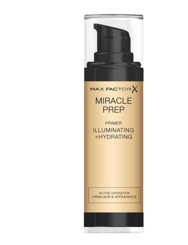 Primer fra |Max Factor |https://www.blush.no/product/1130796/sminke/base/max-factor-miracle-prep-primer-spf20?utm_source=KKnative_Pia32blush