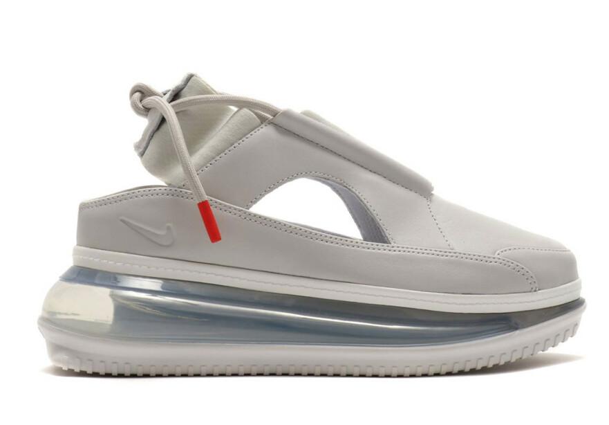 LIGNER DET? Flere mener denne nye skoen fra Nike ligner på et strykejern. Hva synes du? Foto: Nike