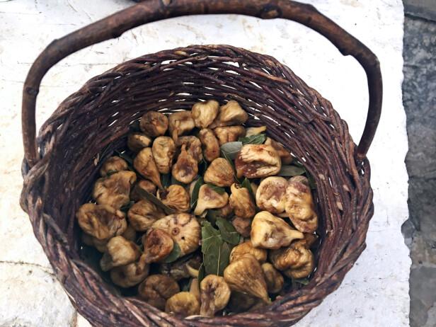 Fiken brukes mye i det kroatiske kjøkken og gir en god sødme til maten. FOTO: Karoline Mathilde Rasmussen