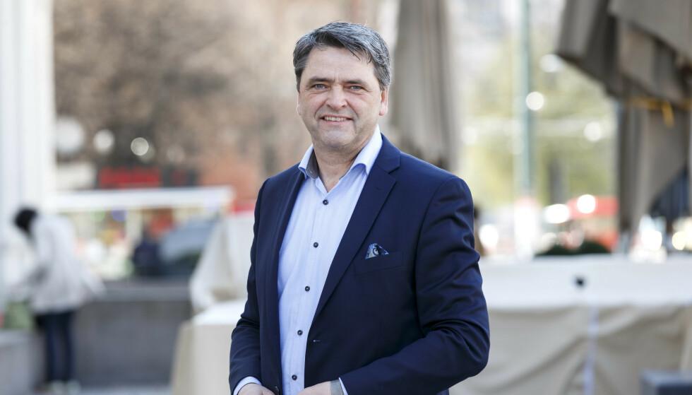 EKSPERTEN: Magne Gundersen er kjent fra Luksusfellen på TV3.
