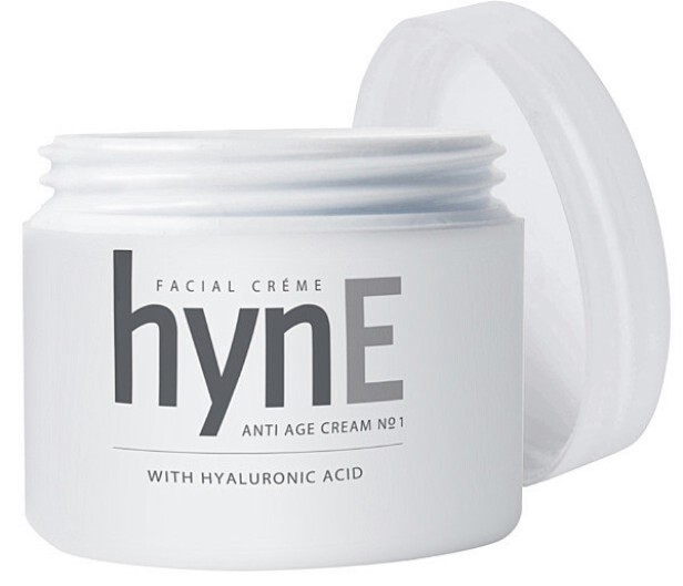 Fuktighetskrem for tørr og sensitiv hud (kr 590, Hyne Skin-Tech Beauty, Facial Cream). FOTO: Produsenten
