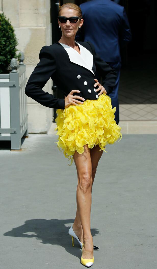 BLOMSTRER: Etter at hun fikk stylisthjelp av Law Roach har flere fått øynene opp for sangstjernen. Foto: Scanpix