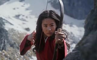 Den første Mulan-traileren er her