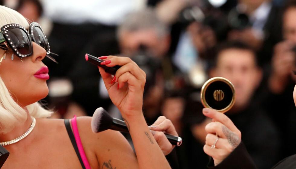 Lady Gaga lanserer eget sminkemerke
