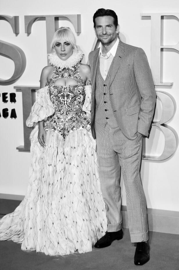RYKTENE SVIRRER: Både Gaga og Cooper gjorde det nylig slutt med kjærestene sine. Flere lurer nå på om grunnen til det var fordi de ønsket å være sammen. Foto: Scanpix