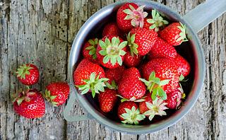 Derfor er jordbær spesielt bra før trening!