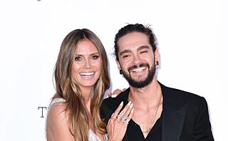 Heidi Klum hemmelig gift etter to måneder med 17 år yngre musiker