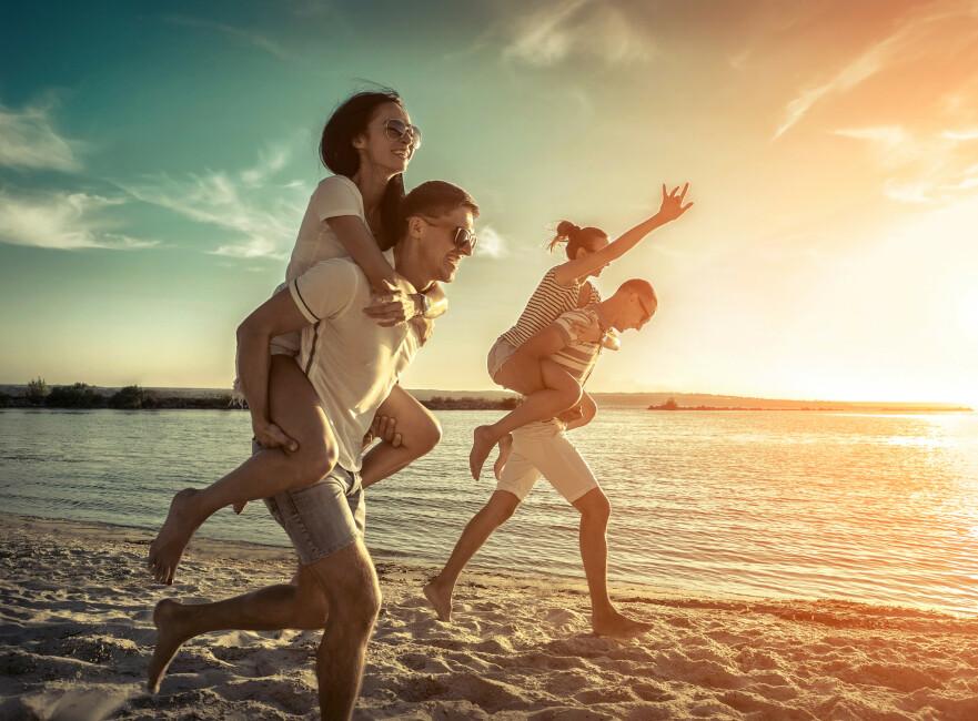 HVERDAGSAKTIVITET: Det er kun noen enkle grep som skal til for å øke hverdagsaktiviteten din. FOTO: NTB Scanpix