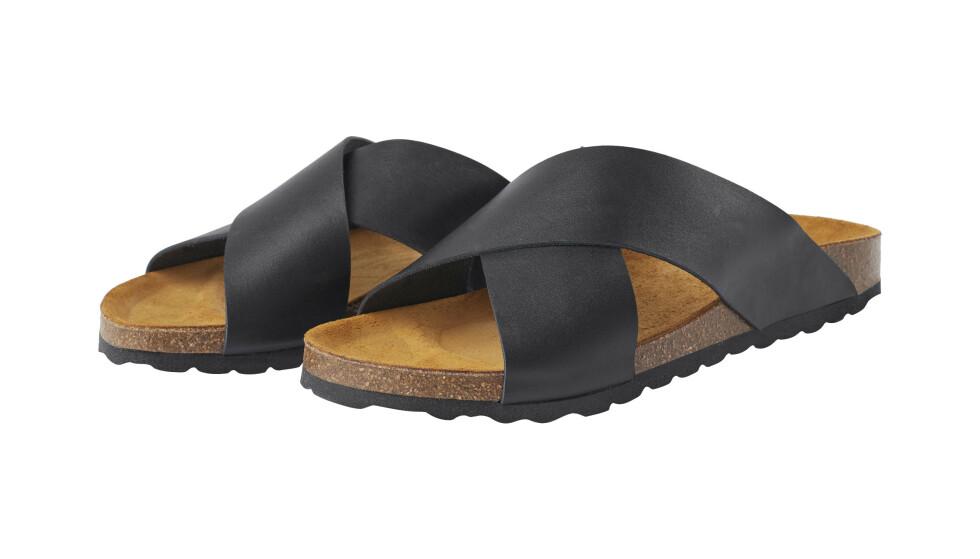 Sandaler (kr 400, Bianco). FOTO: Produsenten
