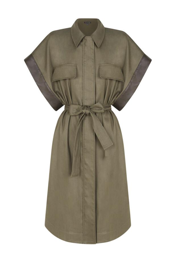 KK elsker! Skjortekjole (kr 1200, Massimo Dutti). FOTO: Produsenten