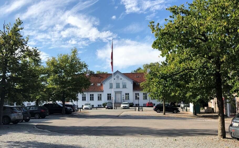 DANMARK: Sonnerupsgaard er et vakkert overnattingssted midt ute på landsbygda. FOTO: Julia Karla, Lotta Hansson og PR