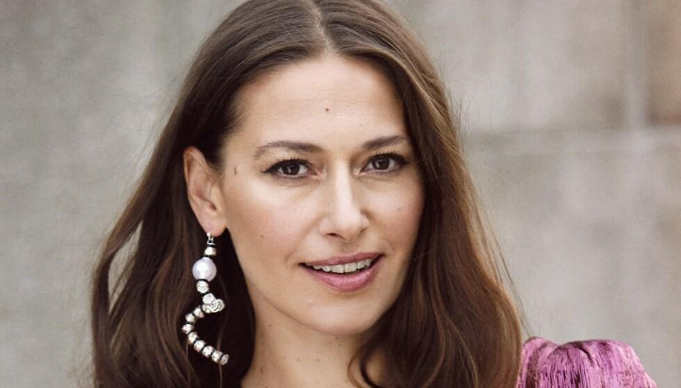 Pia Tjelta: – Det gikk fort. Vi hadde vært sammen i seks måneder da jeg ble gravid