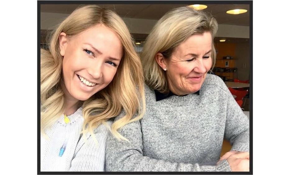 MISTET DATTEREN: For tre år siden gikk Tove Steens datter Thea Steen bort, etter å ha kjempet mot kreften i 16 måneder. Foto: Privat