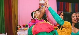 Cardi B brukte over tre millioner på datterens fødselsdag