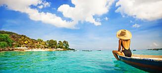 Har du ingen å reise på ferie med?