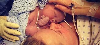 – Jeg er glad for at jeg ikke visste at babyen i magen hadde Downs syndrom