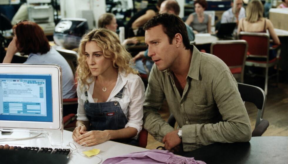 SAMBOERE: Aidan Shaw var én av Carrie Bradshaws to store forelskelser. FOTO: HBO