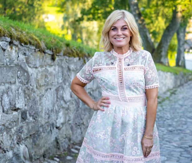 Pernilla Wahlgren. Foto: Scanpix