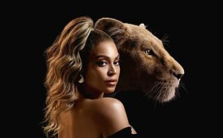 Så mye tjente Beyoncé på «Løvenes Konge»-rollen