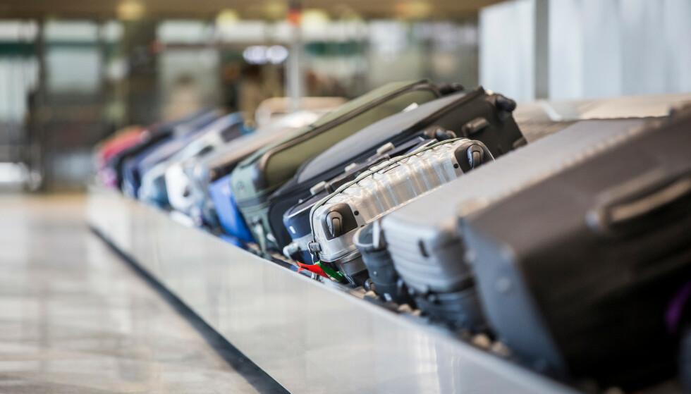 BAGASJE: Dette gjør du hvis bagasjen forsvinner under flyreisen. FOTO: NTB Scanpix