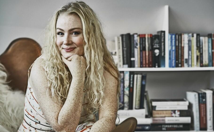 – Hvordan skal vi liksom bli en bonusfamilie? Hvordan skal vi lage regler? spør Sanne Søndergaard. Det er mange spørsmål som presser seg på for en fersk bonusmor. FOTO: Runolfur Gudbjörnsson