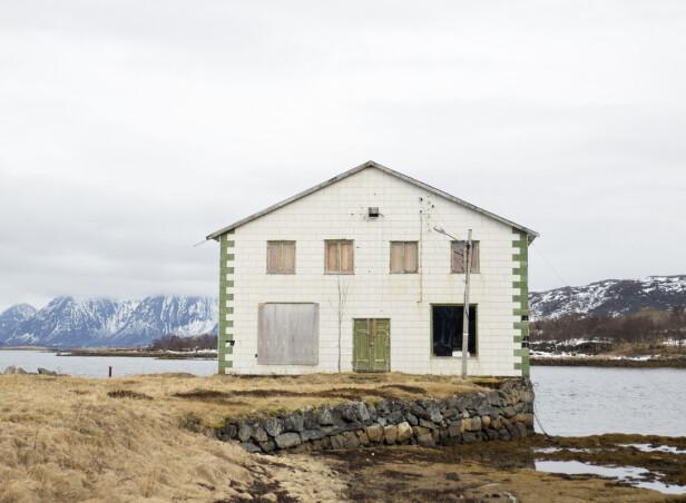 «Nå har du kjøpt deg   arbeid», sier lokalbefolkningen til Linn Elise, som har overtatt Holten brygge i Sortland kommune i Vesterålen. FOTO: Kristin Aafløy Opdan